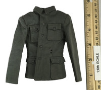 WWII German SS MG42 Machine Gunner - Uniform Coat