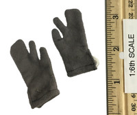 WWII German SS MG42 Machine Gunner - Winter Shooting Mitts