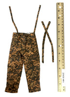 WWII German SS Officer Set - Winter OverPants w/ Suspenders
