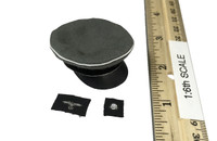 WWII German SS Officer Set - SS Visor Cap