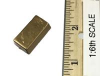 Goldfinger: Auric Goldfinger - Fort Knox Gold Bullion Bar
