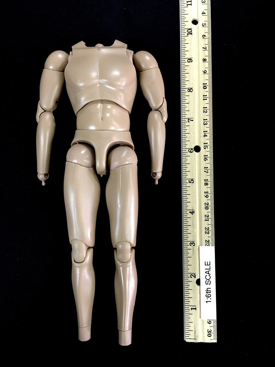 Play Girl Play Company 1//6 Scale ACE Action Figure Female Nude Body w// Hands
