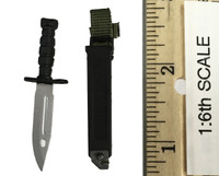 Snow Leopard Commando: Special Police GRP - Knife w/ Sheath