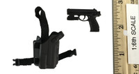 Snow Leopard Commando: Special Police GRP - Pistol (Type 92) w/ Holster
