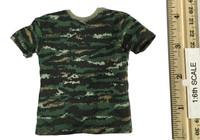 Snow Leopard Commando: Special Police GRP - Camo T-Shirt
