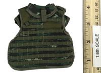 Snow Leopard Commando: Special Police GRP - Camo Tactical Vest