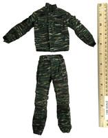 Snow Leopard Commando: Special Police GRP - Camo Uniform