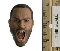 300: Rise of an Empire - Themistokles - Head (No Neck Joint) (Angry Expression)
