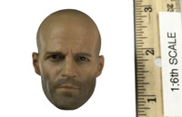 The Tough Guy - Head (Statham)(No Neck Joint)