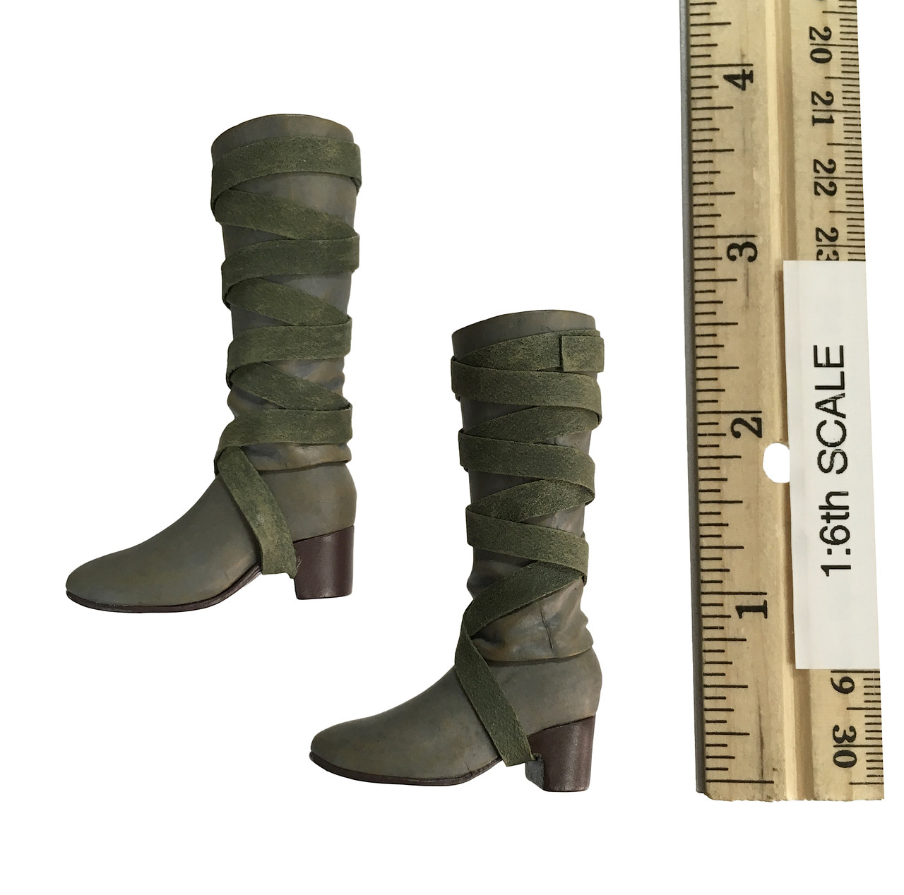 Game of Thrones: Daenerys Targaryen - Boots & Leggings (No Ball Joints)  (See Note)