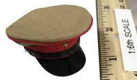 Japanese Army: Taisho Eleven Gunner Songhu 1937 - Red Army Dress Cap