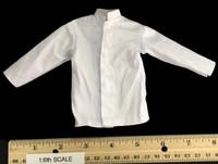 Japanese Army: Taisho Eleven Gunner Songhu 1937 - White Long Sleeve High Neck Shirt