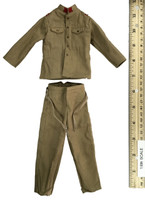 Japanese Army: Taisho Eleven Gunner Songhu 1937 - Uniform