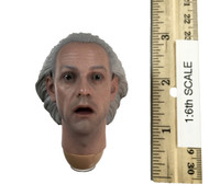 Back to the Future II: Doctor Emmett Brown - Head w/Neck Joint