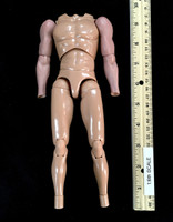 Back to the Future II: Doctor Emmett Brown - Nude Body