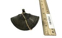 Female Ronin Nobushi - Bamboo Hat (Molded)