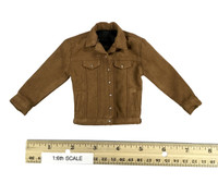 Logan Steel Wolf (Deluxe) - Jacket (Brown)