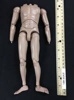 Active Duty ROC Air Force Pilot - Nude Body w/ Hand Joints and Ball Jointed Feet