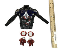 Arkham Knight: Arkham Knight - Chest Armor (Swappable Colored Armor) (See Note)