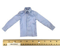 WWII Allies Flying Officer - Light Blue Dress Shirt