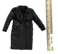 H.R. Giger Masterpiece (1989) - Leather Long Coat(Black)