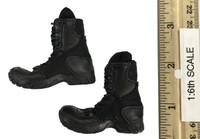 Russian Spetsnaz FSB Alfa Group 3.0 (Black) - Boots (For Feet)