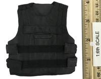 Russian Spetsnaz FSB Alfa Group 3.0 (Black) - Black Bulletproof Vest (FSB Fort)