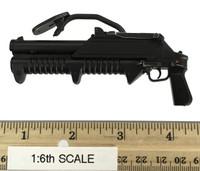 Russian Spetsnaz FSB Alfa Group 3.0 (Black) - Grenade Launcher (GM94)