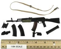 Russian Spetsnaz FSB Alfa Group 3.0 (Black) - Rifle (AK74M)