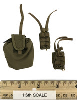 Russian Spetsnaz FSB Alfa Group 3.0 (Gorka) - Pouches