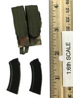Russian Spetsnaz FSB Alfa Group 3.0 (Gorka) - Rifle (AK74M) Ammo w/ Pouch