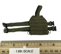 Russian Spetsnaz FSB Alfa Group 3.0 (Gorka) - Tactical Drop Leg MOLLE Platform (Left)