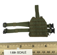 Russian Spetsnaz FSB Alfa Group 3.0 (Gorka) - Tactical Drop Leg MOLLE Platform (Right)