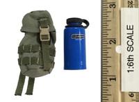 Russian Spetsnaz FSB Alfa Group 3.0 (Gorka) - Wide Mouth Bottle w/ Pouch