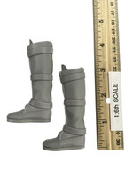 The Empire Strikes Back: Princess Leia (Hoth) - Boots (No Ball Joints)