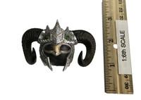 Silver Huntress - Helmet (Fits Over Head)
