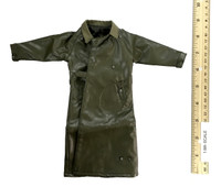 WWII German Grossdeutschland Division Equipment Set - Overcoat / Raincoat