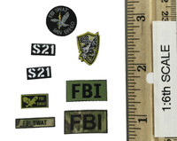 San Diego SWAT Team - Patches