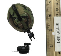 """IDF Combat Intelligence Collection Corps """"Nachsol"""" - Helmet (PASGT) w/ Night Vision"""