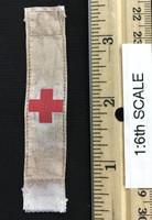 """77th Infantry Division Combat Medic """"Dixon"""" - Geneva Convention Brassard"""