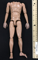 "77th Infantry Division Combat Medic ""Dixon"" - Nude Body w/ Relaxed Hands and Feet"