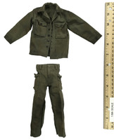 "77th Infantry Division Combat Medic ""Dixon"" - Uniform"