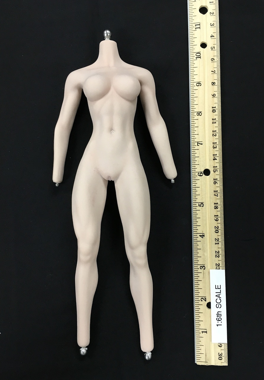 Nude Body 1//6 Scale Dragon Action Figures Tak