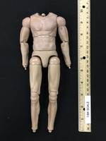 Lightning Man - Nude Body w/ Hand and Foot Joints(See Note)