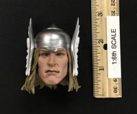 Marvel Comics: Thor - Head (No Neck Joint) (Helmet Non-Removable)