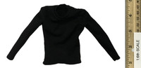 The One - Black Long Sleeve T - Shirt