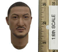 "IJA 32nd Army 24th Division ""Sachio Eto"" - Head w/ Neck Joint"