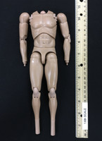 The Boss Fisk - Nude Body w/ Hand Joints (Taller Than Usual)