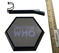 Doctor Who: The War Doctor - Display Stand (Electronic - Lights Up)