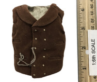 Doctor Who: The War Doctor - Vest w/ Chain